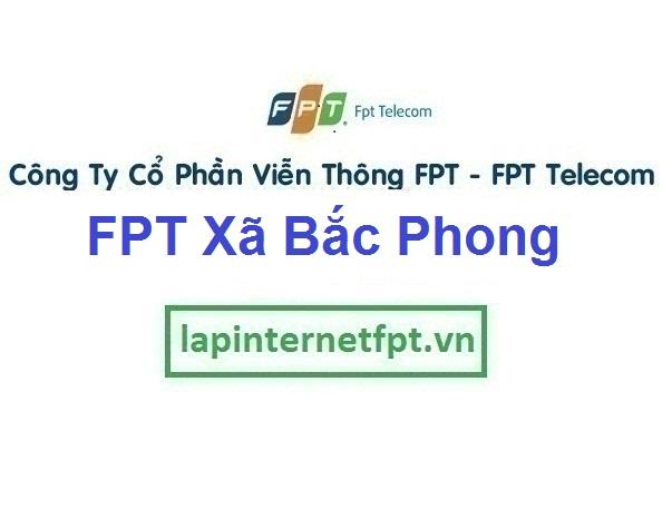 Lắp Đặt Mạng Fpt Xã Bắc Phong Ở Thuận Bắc tại Ninh Thuận