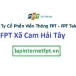 Lắp Đặt Mạng Fpt Xã Cam Hải Tây Ở Cam Lâm