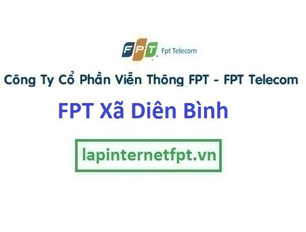 Lắp Đặt Mạng Fpt Xã Diên Bình Tại Diên Khánh Ở Khánh Hòa