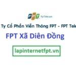 Lắp Đặt Mạng Fpt Xã Diên Đồng Tại Diên Khánh Ở Khánh Hòa