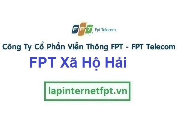Lắp Đặt Mạng Fpt Xã Hộ Hải Ở Ninh Hải tỉnh Ninh Thuận