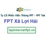 Lắp Đặt Mạng Fpt Xã Lợi Hải Ở Thuận Bắc tỉnh Ninh Thuận