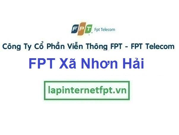 Lắp Đặt Mạng Fpt Xã Nhơn Hải Ở Ninh Hải tại Ninh Thuận