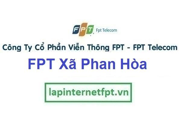 Lắp Đặt Mạng Fpt Xã Phan Hòa Ở Bắc Bình Tỉnh Bình Thuận