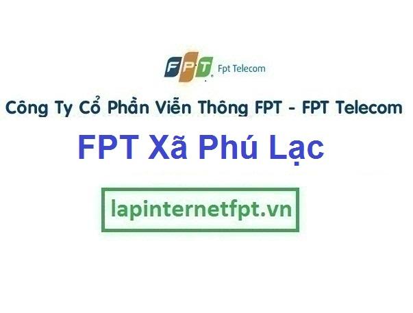 Lắp Đặt Mạng Fpt Xã Phú Lạc Ở Tuy Phong Tỉnh Bình Thuận