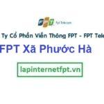 Lắp Đặt Mạng Fpt Xã Phước Hà Ở Thuận Nam Tỉnh Ninh Thuận