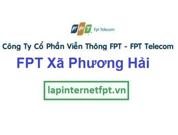 Lắp Đặt Mạng Fpt Xã Phương Hải Ở Ninh Hải tại Ninh Thuận