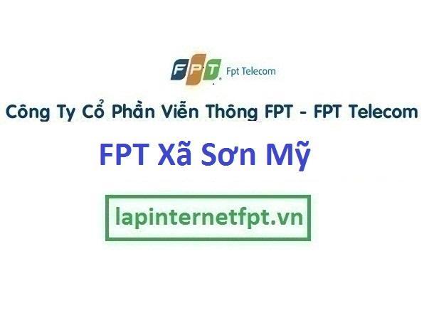 Lắp Đặt Mạng Fpt xã Sơn Mỹ Ở Hàm Tân Tỉnh Bình Thuận