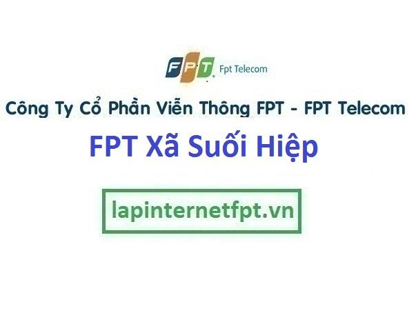 Lắp Đặt Mạng Fpt Xã Suối Hiệp Ở Diên Khánh Tại Khánh Hòa