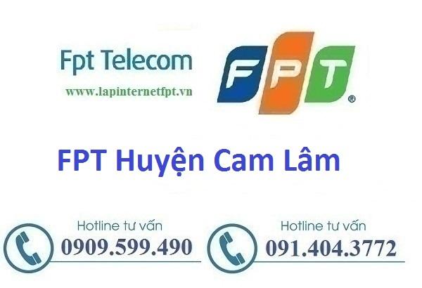 Internet Fpt Huyện Cam Lâm - Fpt Khánh Hòa