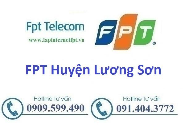 Lắp đặt cáp quang fpt huyện Lương Sơn
