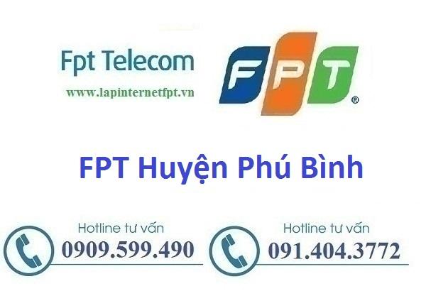 Internet Fpt Huyện Phú Bình - Fpt Thái Nguyên