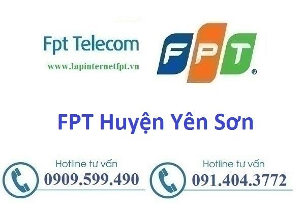 Internet Fpt Huyện Yên Sơn