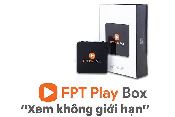 Cửa hàng fpt play box huyện Gia Bình