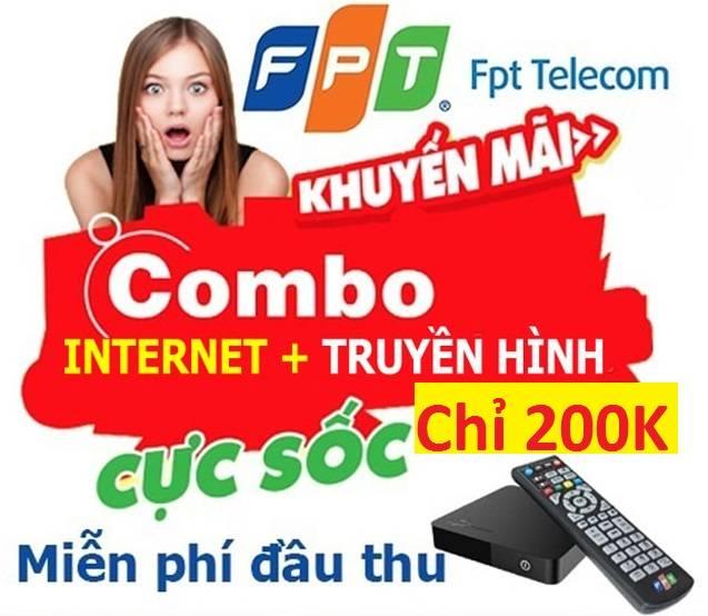 Đăng ký gói combo internet + truyền hình quận Thốt Nốt
