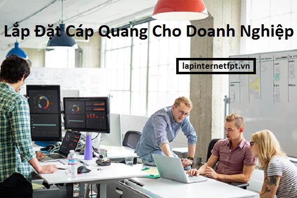 Lắp Đặt Cáp Quang Cho Doanh Nghiệp