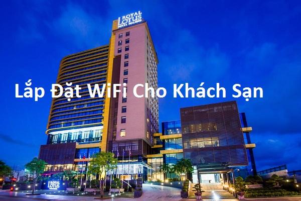 Lắp Đặt Mạng Cáp Quang Fpt Cho Khách Sạn Nhà Nghỉ