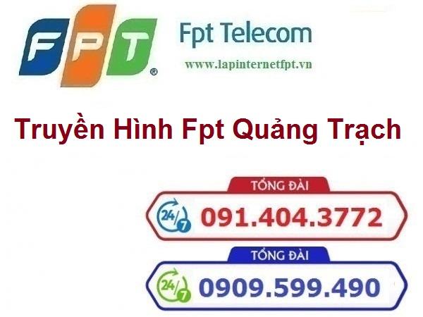 Truyền hình cáp Quảng Trạch