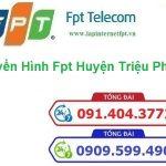 Lắp Đặt Truyền Hình Fpt Huyện Triệu Phong Ở Quảng Trị