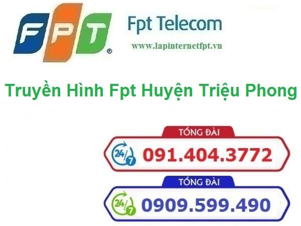 Đăng ký truyền hình cáp huyện Triệu Phong