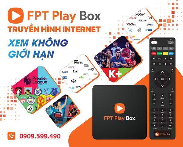 Cửa hàng bán fpt play box Yên Bái