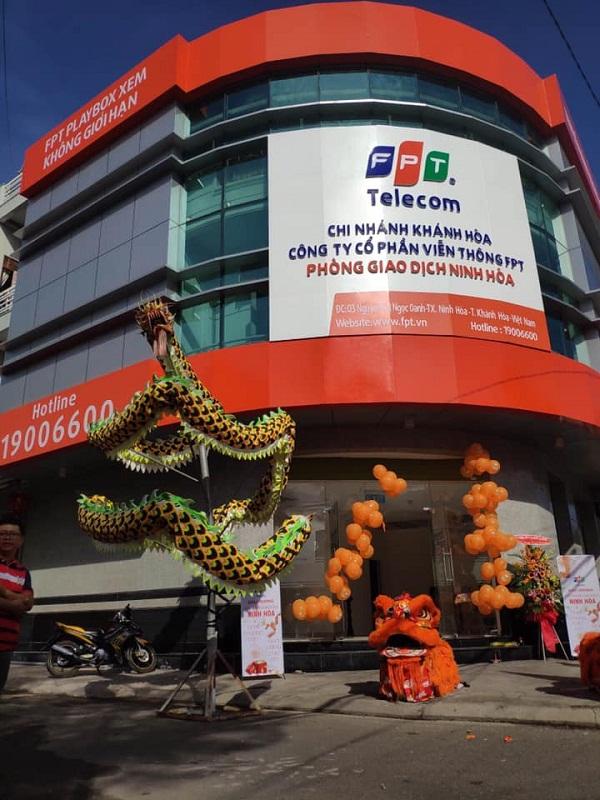 Chi nhánh Fpt Telecom Ở Ninh Hòa
