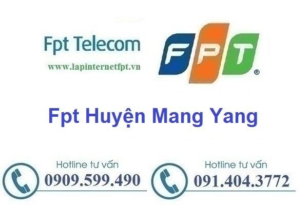Lắp đặt truyền hình fpt huyện Mang Yang cho hộ gia đình