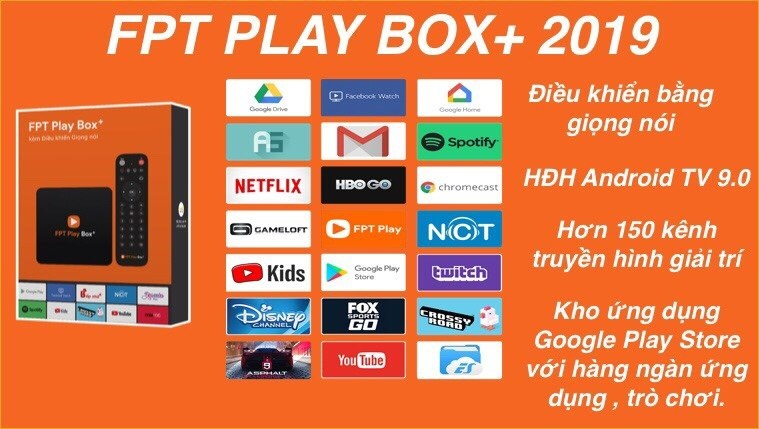 Điểm bán fpt play box huyện Vũ Thư chính hãng
