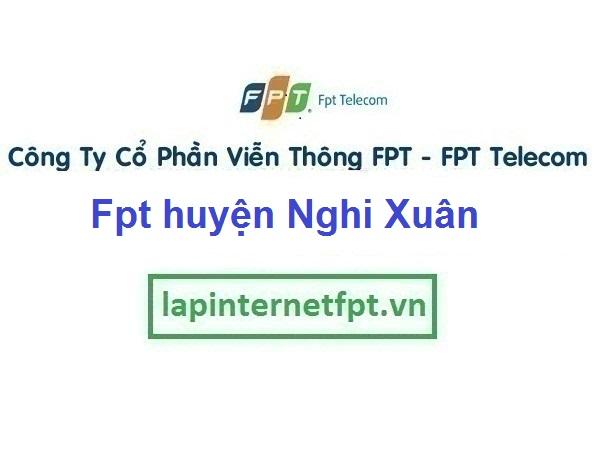 Lắp Đặt Mạng Fpt huyện Nghi Xuân ở tại Hà Tĩnh