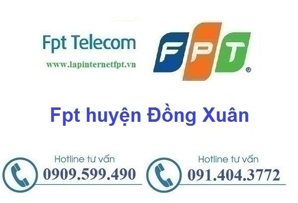 Lắp Đặt Mạng Cáp Quang Fpt Huyện Đồng Xuân
