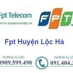 Lắp Đặt Mạng Fpt Huyện Lộc Hà ở tại Hà Tĩnh miễn phí 100%