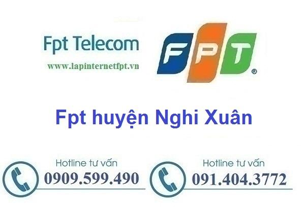 Lắp đặt mạng cáp quang Fpt huyện Nghi Xuân