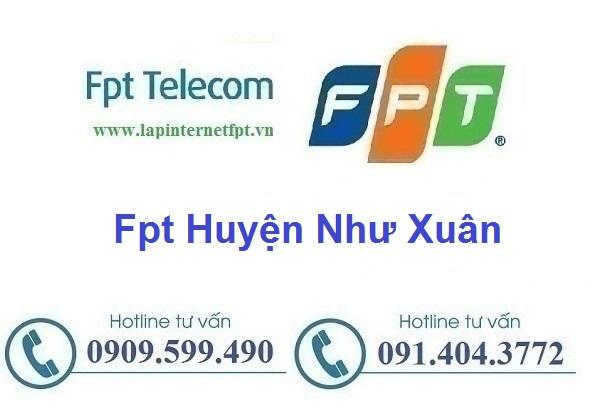 Lắp đặt mạng cáp quang Fpt huyện Thọ Xuân