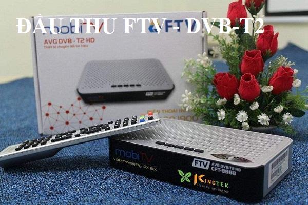 Đầu thu DVB T2 MobiTV FTV