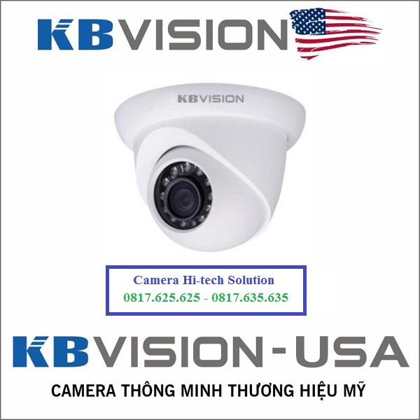 Camera KBvison được ứng dụng trong các công trình nào