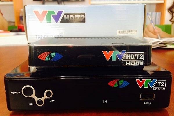 Đầu thu kỹ thuật số DVB T2 VTV