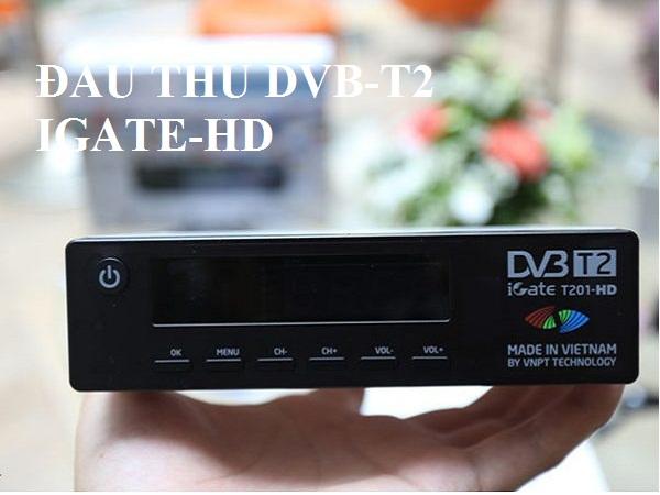 đầu thu DVB T2 VNPT IGATE T202HD