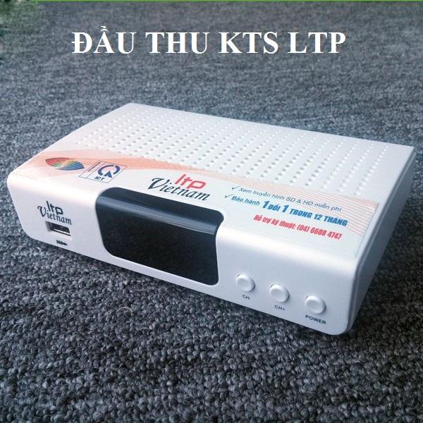 Đầu thu kỹ thuật số DVB T2 LTP Việt Nam
