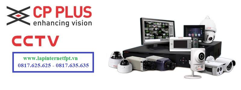 Các dòng camera CP Plus hiện nay trên thị trường