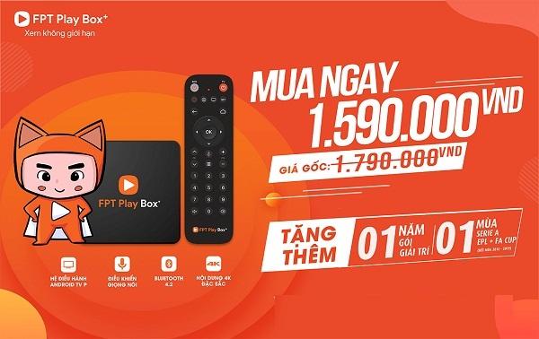 Giá Bán Fpt Play Box Ở Hà Nội