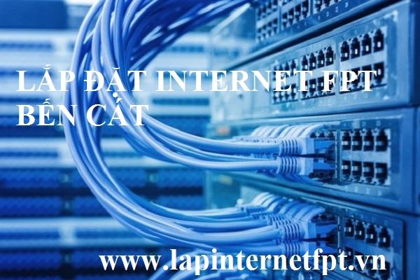 Lắp đặt internet Fpt Bến Cát