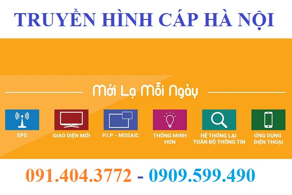 Truyền hình Cáp Hà Nội
