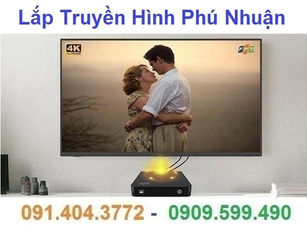 Lắp đặt truyền hình cáp quận Phú Nhuận