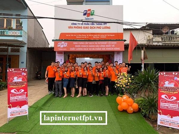 Địa chỉ công ty fpt huyện Phú Lương