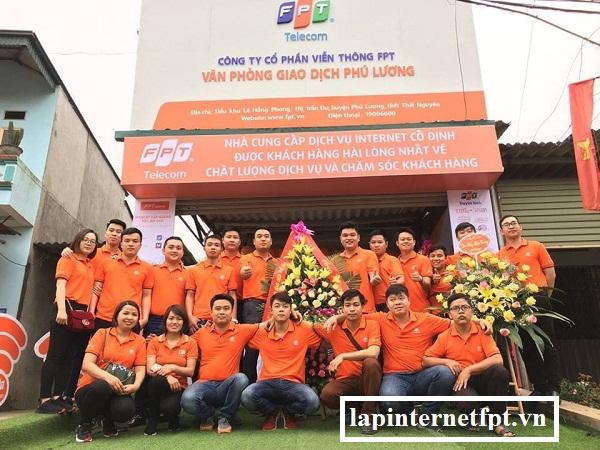 Văn phòng giao dịch Fpt Phú Lương