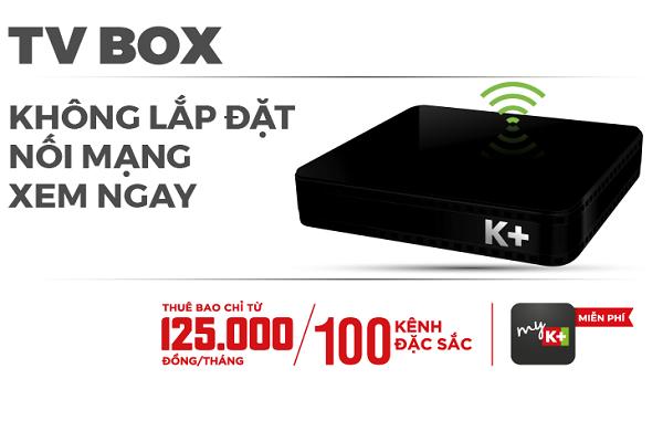 Bộ TV Box K+ là gì ?