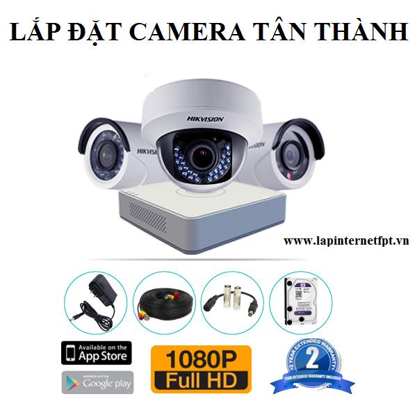 Lắp Đặt Camera Huyện Tân Thành