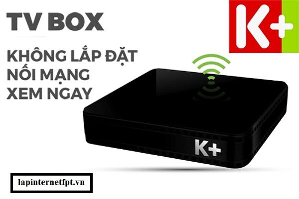 TV Box K+