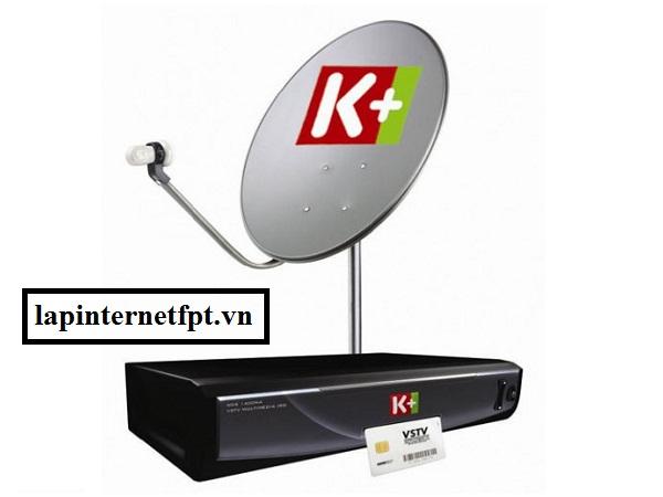 Lắp đặt K+ tại tphcm