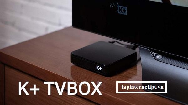 Lắp đặt tivi box K+